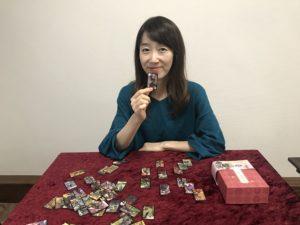 10/14「刀剣乱舞花札を使って・花札占い研究会 in 名古屋」レポ
